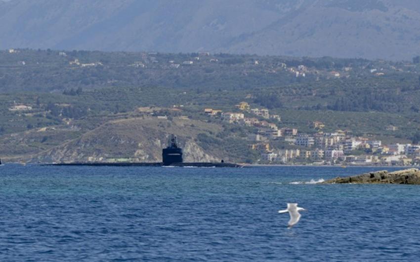 ABŞ-ın atom sualtı qayığı Cəbəllütariq limanına daxil olub