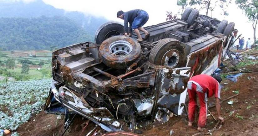 В Никарагуа произошло ДТП, есть погибшие и раненые