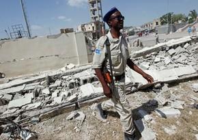 При взрыве в столице Сомали погибли три человека