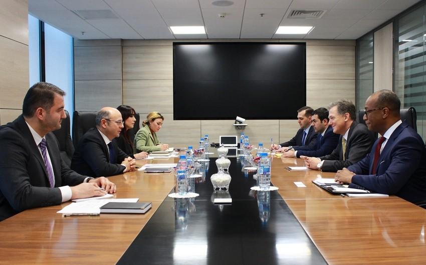 ABŞ rəsmisi: Azərbaycan enerji marşrutlarının şaxələndirilməsi siyasətində vacib rol oynayır