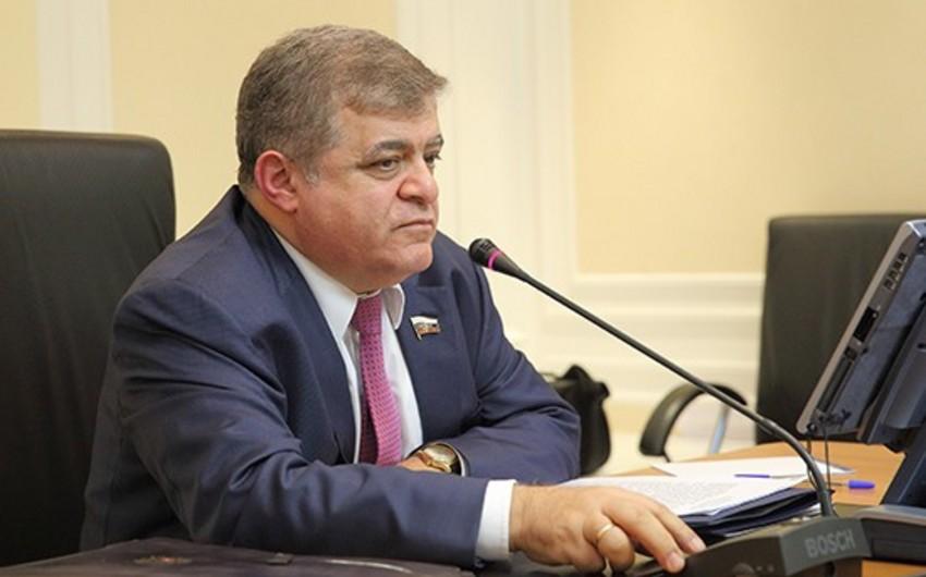 Владимир Джабаров: Военного решения карабахского конфликта не существует, нужны переговоры