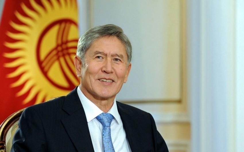 Qırğız Respublikasının keçmiş prezidentinin toxunulmazlığı ləğv edilib