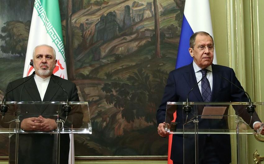 Главы МИД Ирана и России обсудят в Москве ситуацию в Карабахе