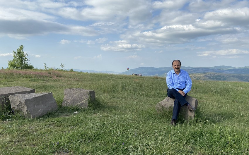 Посол Турции в Азербайджане побывал в Шуше