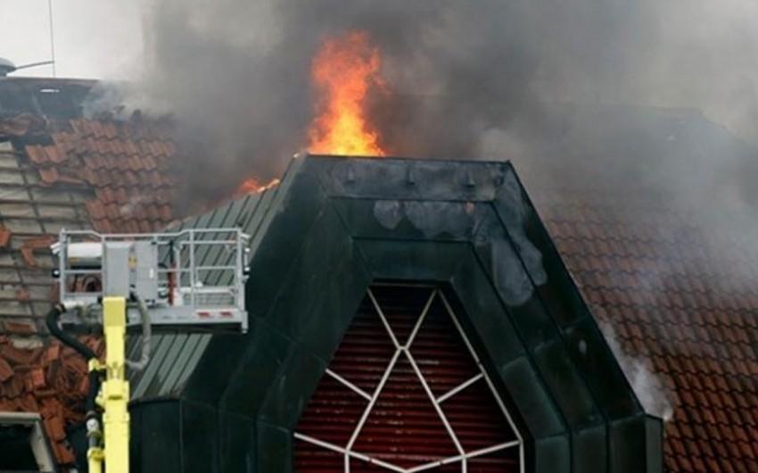 В Германии в жилом доме произошел пожар, двое погибли, четверо пострадали - ВИДЕО