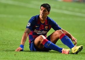 Barselona hücumçusuna klubdan ayrılacağını bildirdi