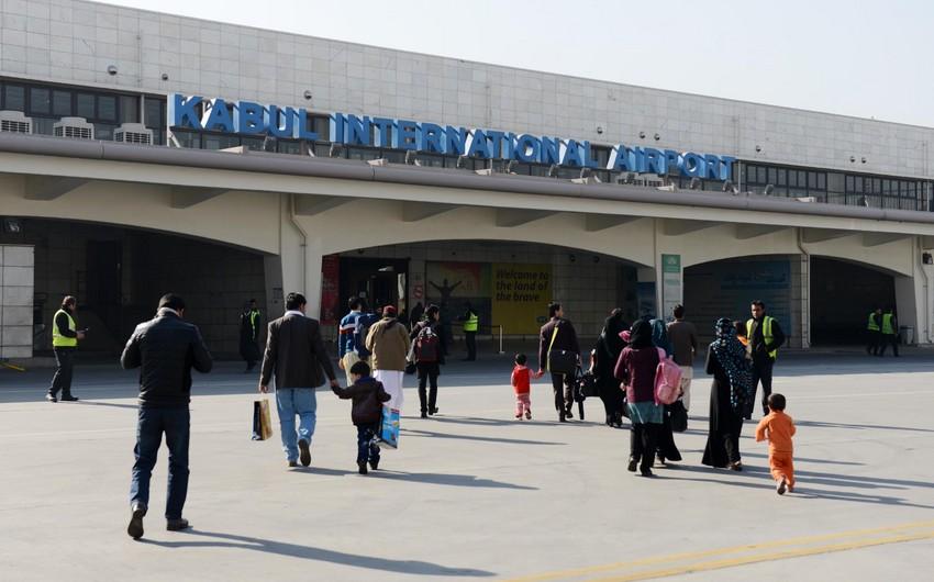 Kabil aeroportu raket atəşinə məruz qalıb, bütün reyslər ləğv olunub