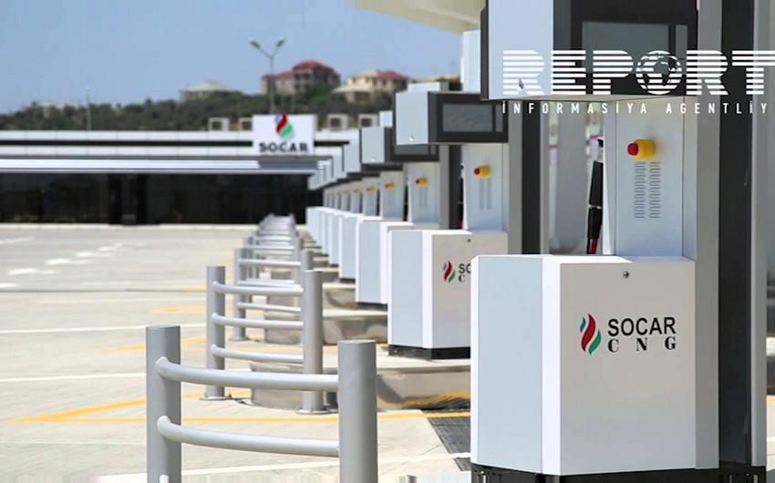 SOCAR Türkiyənin əsas magistral yollarında 8 CNG stansiyası quraşdırıb