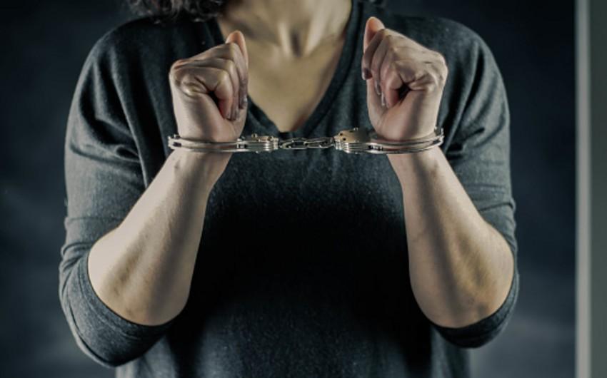 Kürdəmir polisinin axtarışa verdiyi qadın Bakıda saxlanıldı