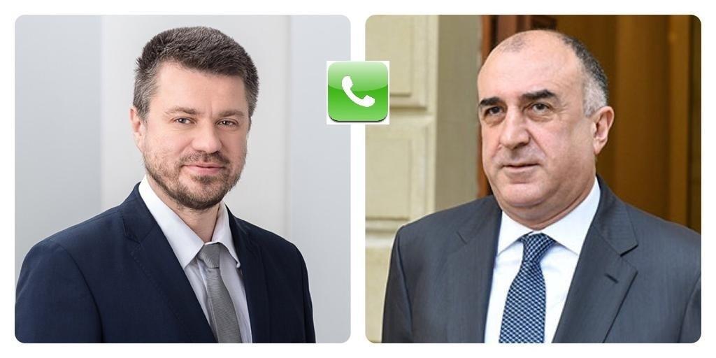 Глава МИД Эстонии подтвердил территориальную целостность Азербайджана