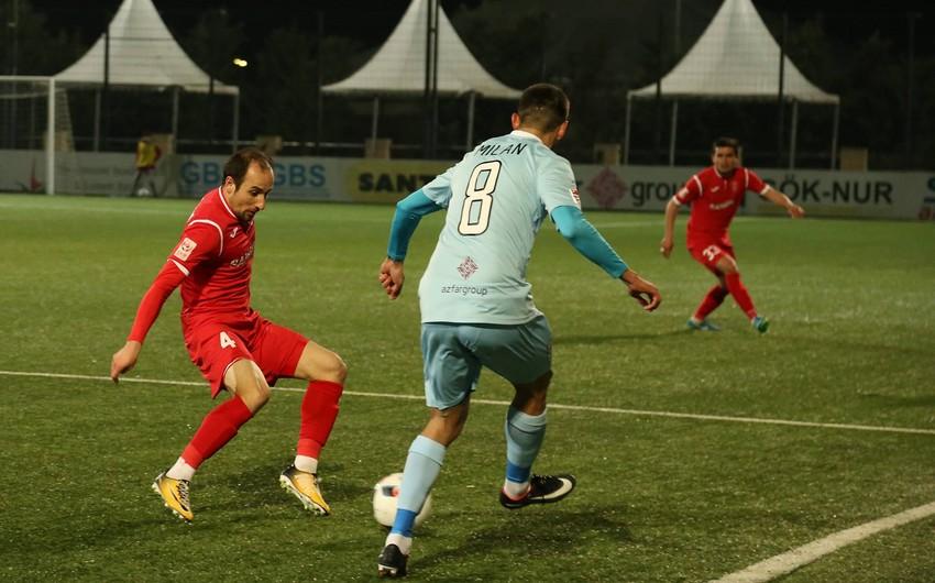 Футболист Кешлы прокомментировал потерю сознания во время матча