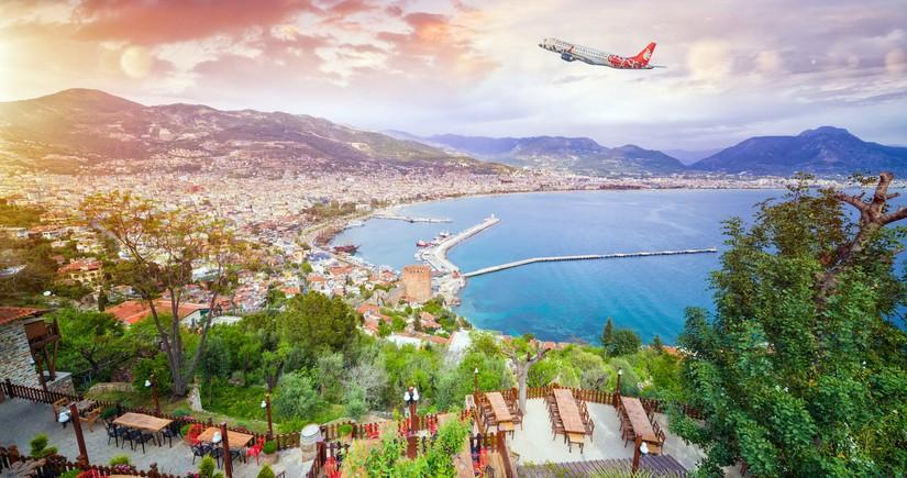 Buta Airways Alanya istiqamətində uçuşların sayını artırır