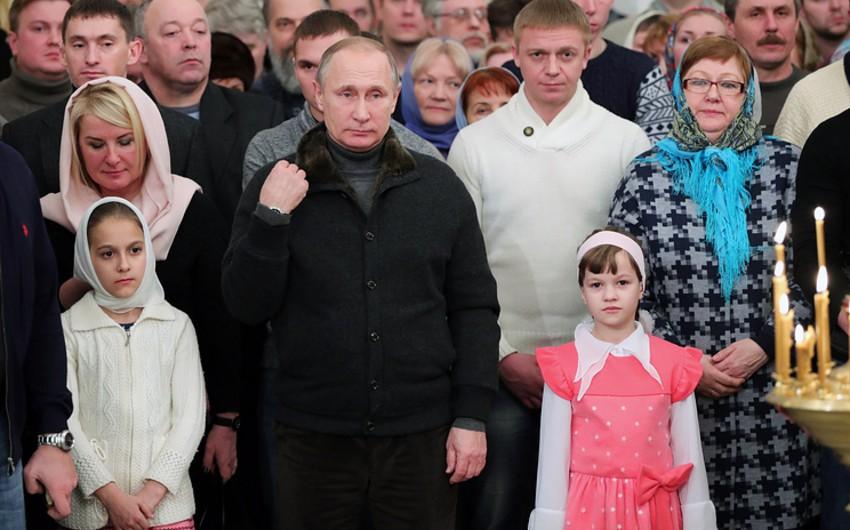 Vladimir Putin: 2017-ci il əvvəlkindən yaxşı olacaq