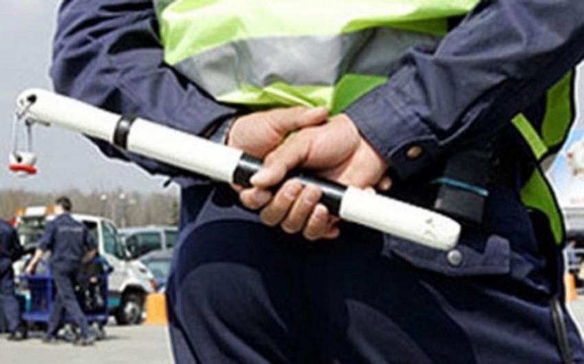 Арестован водитель, нанесший телесные повреждения сотруднику полиции