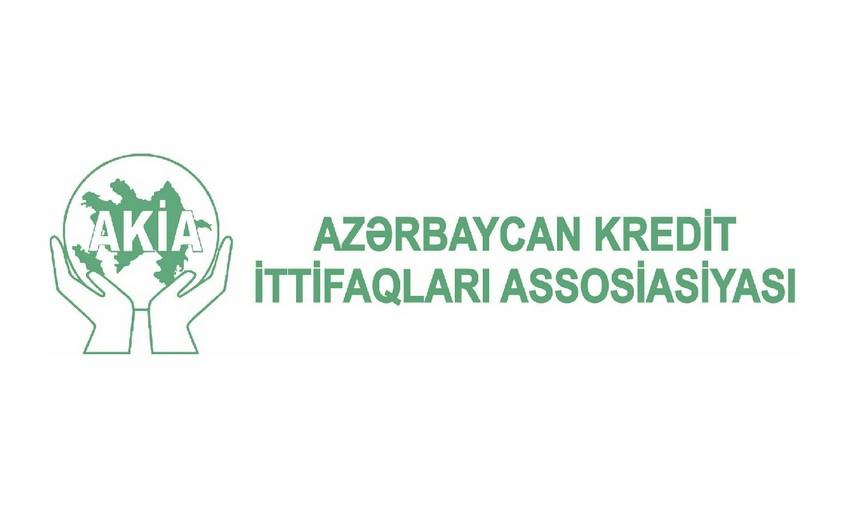 AKİA: Azərbaycanda daha 25-30 kredit ittifaqı bağlana bilər