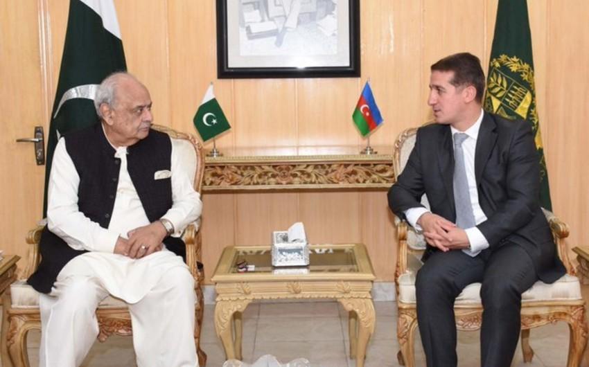 Главу МВД Пакистана пригласили посетить Азербайджан