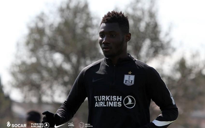 """Qvineyalı futbolçu: Buna ilk dəfə Neftçi"""" ilə nail oldum - MÜSAHİBƏ"""
