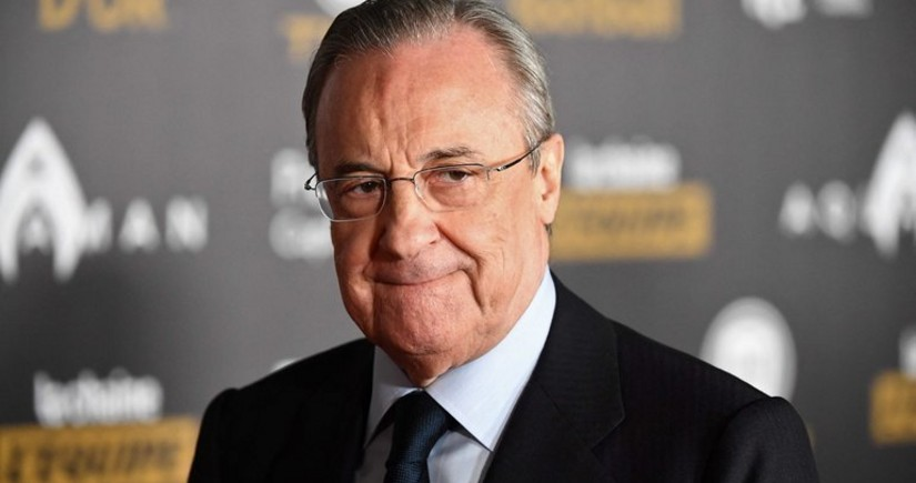Florentino Perez: We've made the European Super League to save football