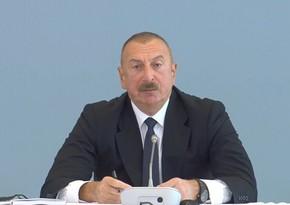 Президент: Руки Саргсяна в крови жертв Ходжалы