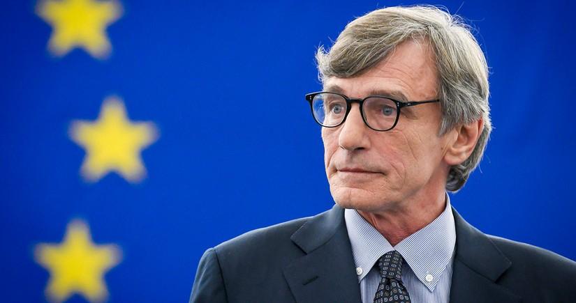 Давид Сассоли раскритиковал Совет Европы за бездействие в решении карабахской проблемы