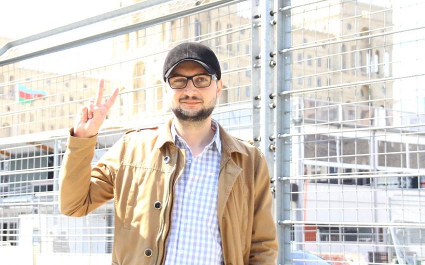 Ramin Hacılı azadlığa buraxılıb