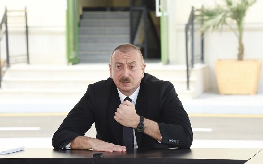 Ali Baş Komandan: Biz münaqişə ilə bağlı mövqeyimizdə bir addım geri atmayacağıq