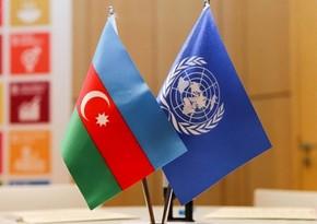 Beynəlxalq təşkilatların Azərbaycanla bağlı sənədləri BMT-nin saytında dərc edilib
