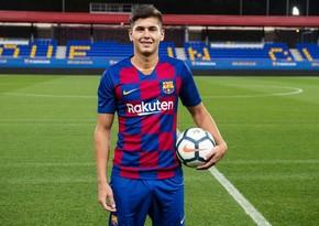 Barselona gənc futbolçuya görə məhkəməyə verildi