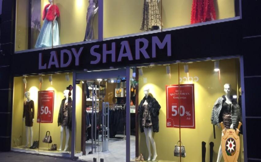"""Polis """"Lady Sharm"""" mağazalar şəbəkəsində xüsusi əməliyyat keçirib, tutulanlar var - VİDEO - YENİLƏNİB"""