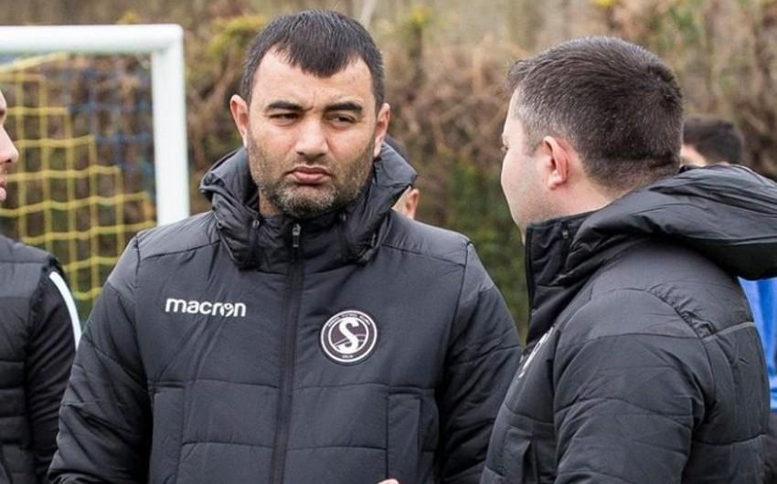 Aftandil Hacıyev: Səbailin vəziyyəti Neftçi ilə müqayisəolunmazdır