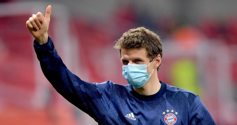 Bavariyanın futbolçusu karantin dövrünü zirzəmidə keçirib
