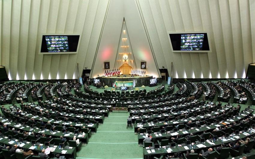 İranda parlament komissiyasının fövqəladə toplantısı keçirilib