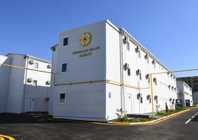 FHN-in Modul Tipli Hospitalının baş həkimi həbs edildi