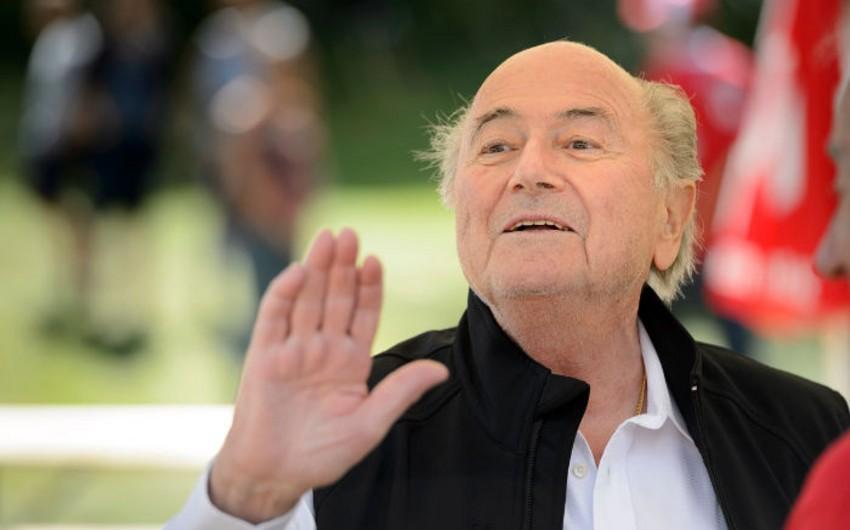 Блаттер отказался уходить из ФИФА по требованию спонсоров