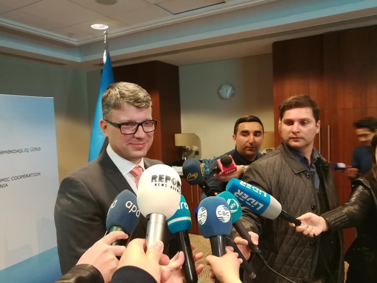 Азербайджан и Эстония подпишут протокол о сотрудничестве в сфере морского транспорта