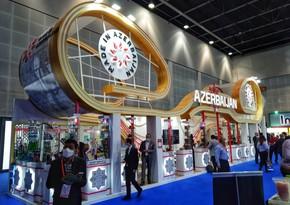 """Azərbaycan məhsulları """"Gulfood 2021"""" sərgisində"""