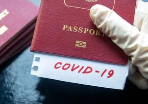 ВОЗ не поддерживает введение паспортов вакцинации
