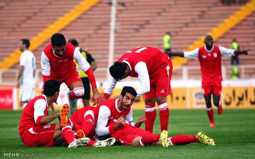 Тебризский клуб Traktorsazi возвысился до полуфинала кубка Хазфи
