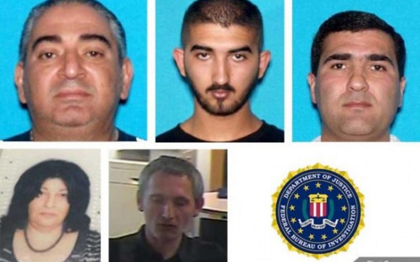 ABŞ-da ermənilərdən ibarət cinayətkar qrupun üzvləri həbs edilib