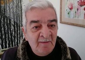 Azərbaycanın tanınmış kinorejissoru vəfat edib
