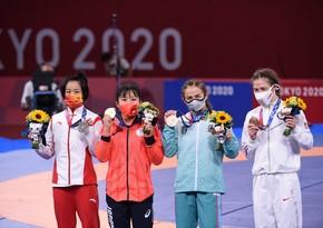 Tokio-2020: Mariya Stadnik mükafatlandırılıb