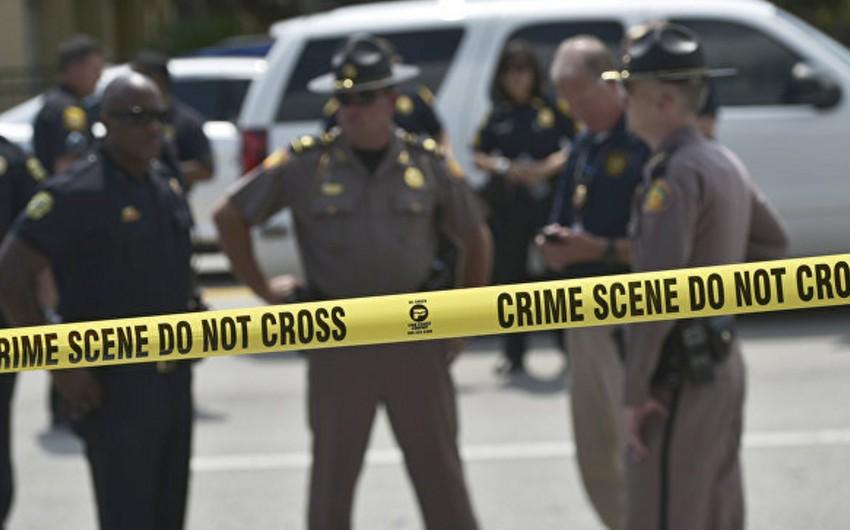 Texasda polis əməkdaşlarını yaralayan şəxs saxlanılıb