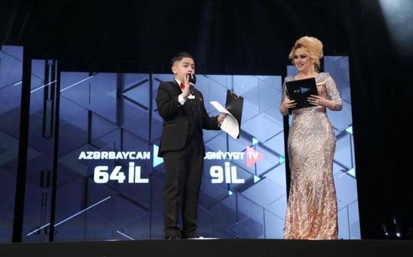 """AzTV-nin 64, """"Mədəniyyət"""" kanalının 9 yaşı qeyd edildi"""