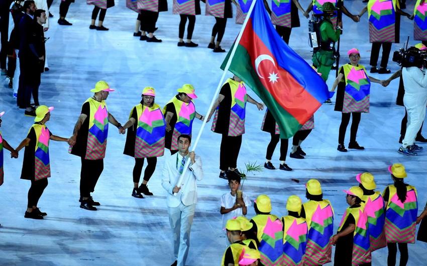 Azərbaycan Rio-2016nın 56-cı pilləsində qərarlaşıb - CƏDVƏL