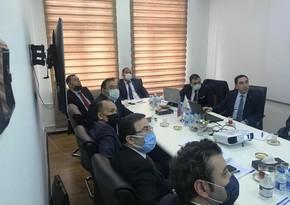 Türk Şurasına üzv ölkələrin limanları arasında əməkdaşlıq genişləndirilir