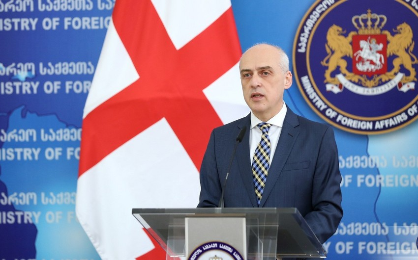 """Gürcüstanın XİN başçısı: """"Azərbaycanla sərhədin delimitasiyası prosesi yanlış interpretasiya edilməməlidir"""""""
