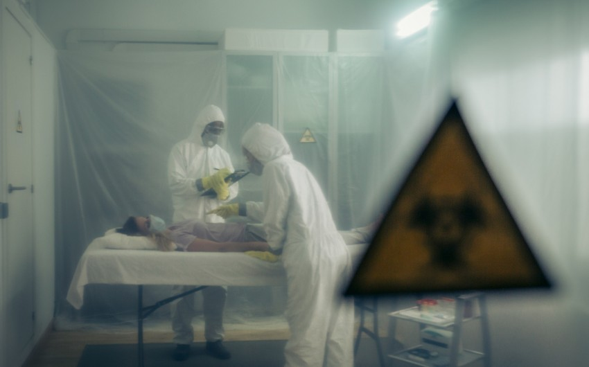 BDU-nun koronavirusa görə xəstəxanaya yerləşdirilən tələbəsindən yeni xəbər var
