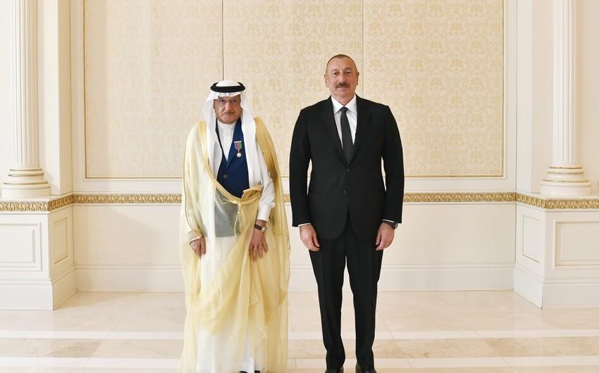 İlham Əliyev İslam Əməkdaşlıq Təşkilatının Baş katibini qəbul edib - YENİLƏNİB