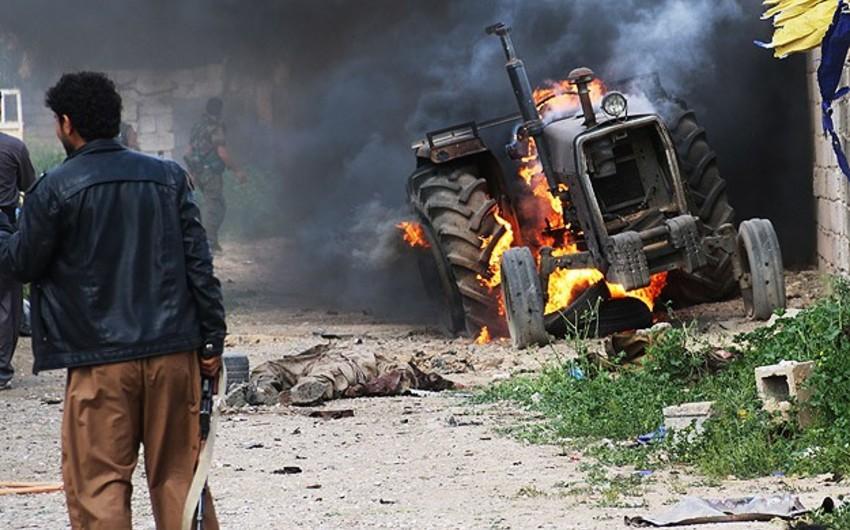 İraqda İŞİD-in 48 silahlısı öldürülüb