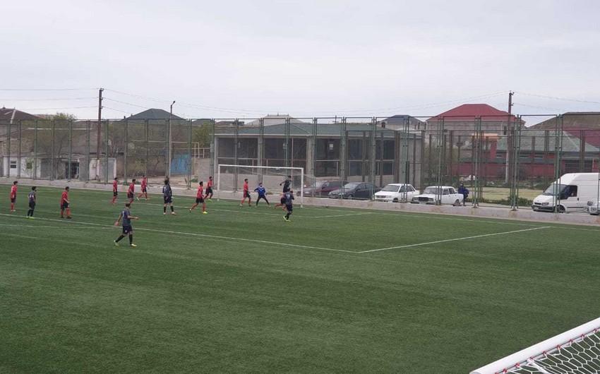 Region Liqasında ilk finalçı müəyyənləşib